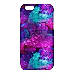 Melting In Purple iPhone 6/6S TPU Case by KirstenStar