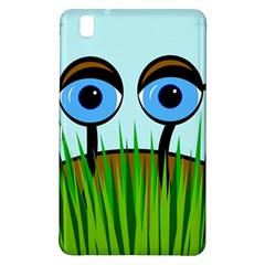 Snail Samsung Galaxy Tab Pro 8 4 Hardshell Case by Valentinaart