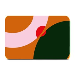 Decorative Abstraction  Plate Mats by Valentinaart