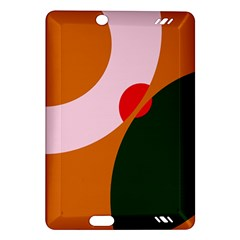 Decorative abstraction  Amazon Kindle Fire HD (2013) Hardshell Case by Valentinaart