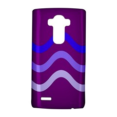 Purple Waves LG G4 Hardshell Case