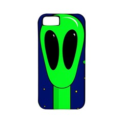 Alien  Apple Iphone 5 Classic Hardshell Case (pc+silicone) by Valentinaart
