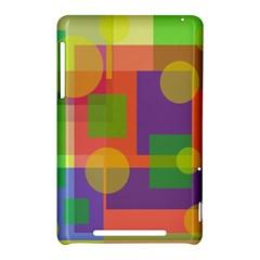 Colorful geometrical design Nexus 7 (2012)