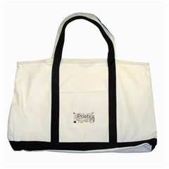 5004610 1817f Two Tone Tote Bag by jpcool1979