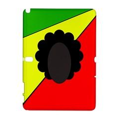 Jamaica Samsung Galaxy Note 10.1 (P600) Hardshell Case by Valentinaart