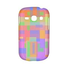 Pastel decorative design Samsung Galaxy S6810 Hardshell Case by Valentinaart