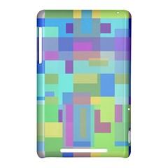 Pastel geometrical desing Nexus 7 (2012)