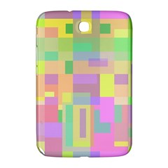 Pastel Colorful Design Samsung Galaxy Note 8 0 N5100 Hardshell Case  by Valentinaart