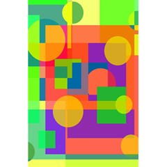 Colorful Geometrical Design 5 5  X 8 5  Notebooks by Valentinaart