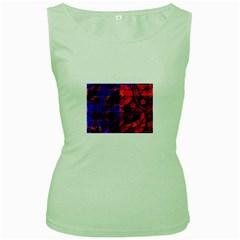 Pizap Com146047844443436 Women s Green Tank Top by jpcool1979
