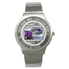 13619977 10209771828634909 341631215116018235 N Stainless Steel Watch by jpcool1979