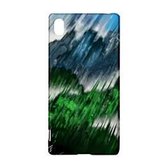Bluegreen Sony Xperia Z3+ by tsartswashington