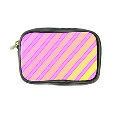 Pink And Yellow Elegant Design Coin Purse by Valentinaart