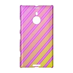 Pink and yellow elegant design Nokia Lumia 1520 by Valentinaart