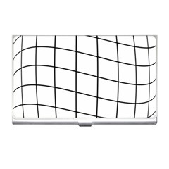Simple Lines Business Card Holders by Valentinaart