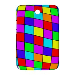 Colorful Cubes Samsung Galaxy Note 8 0 N5100 Hardshell Case  by Valentinaart