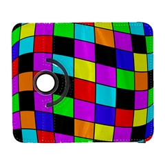 Colorful Cubes  Samsung Galaxy S  Iii Flip 360 Case by Valentinaart