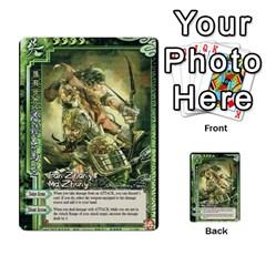 Sanguosha 2 By Jason Han   Multi Purpose Cards (rectangle)   H1476v8q7zis   Www Artscow Com Front 24