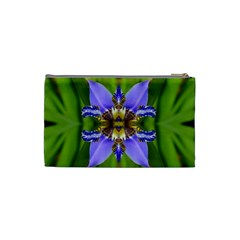 Small Cosmetic Bag By Janet James   Cosmetic Bag (small)   Dy7u5e35n662   Www Artscow Com Back