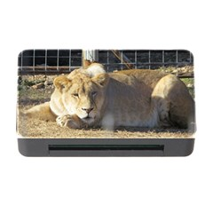 FeMale Lion Memory Card Reader with CF