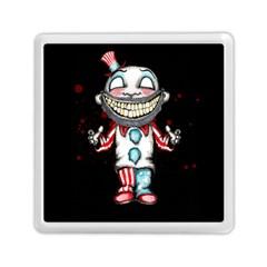 Super Secret Clown Business II  Memory Card Reader (Square)  by lvbart