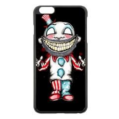 Super Secret Clown Business II  Apple iPhone 6 Plus/6S Plus Black Enamel Case by lvbart