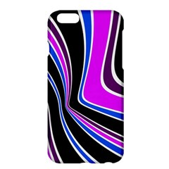 Colors Of 70 s Apple Iphone 6 Plus/6s Plus Hardshell Case by Valentinaart