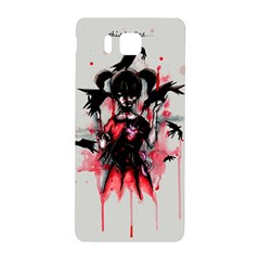 This Is Fine     Samsung Galaxy Alpha Hardshell Back Case by lvbart