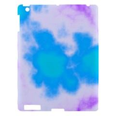 Blue And Purple Clouds Apple Ipad 3/4 Hardshell Case by TRENDYcouture
