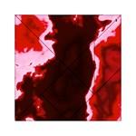 crimson sky Acrylic Tangram Puzzle (6  x 6 )