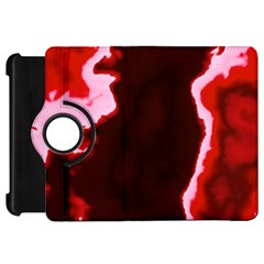 Crimson Sky Kindle Fire Hd Flip 360 Case by TRENDYcouture