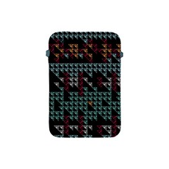 Triangles                                                                               apple Ipad Mini Protective Soft Case by LalyLauraFLM