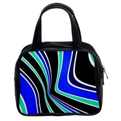 Colors Of 70 s Classic Handbags (2 Sides) by Valentinaart