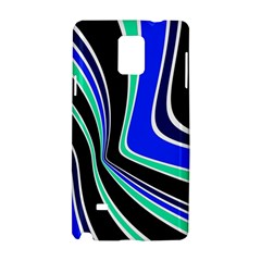 Colors Of 70 s Samsung Galaxy Note 4 Hardshell Case by Valentinaart