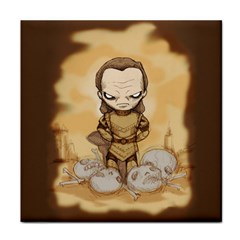 Scourge of Carpathia Tile Coasters by lvbart