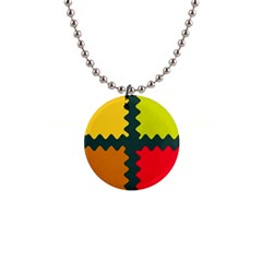 4 Shapes                                                                                 			1  Button Necklace by LalyLauraFLM