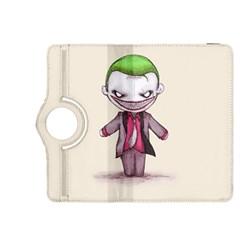 Suicide Clown Kindle Fire Hdx 8 9  Flip 360 Case by lvbart
