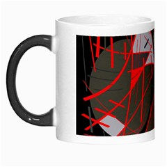 Artistic abstraction Morph Mugs
