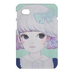 Spring Mint! Samsung Galaxy Tab 7  P1000 Hardshell Case  by kaoruhasegawa