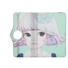 Spring Mint! Kindle Fire HDX 8.9  Flip 360 Case by kaoruhasegawa