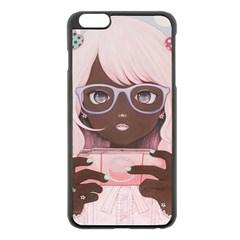 Gamergirl 3 Apple iPhone 6 Plus/6S Plus Black Enamel Case by kaoruhasegawa