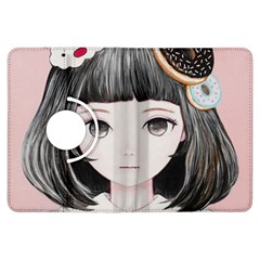 Maybe March<3 Kindle Fire HDX Flip 360 Case by kaoruhasegawa