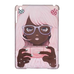 Gamergirl 3 P Apple Ipad Mini Hardshell Case (compatible With Smart Cover) by kaoruhasegawa
