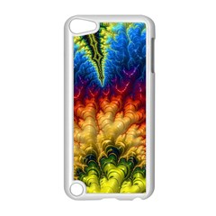 Amazing Special Fractal 25a Apple iPod Touch 5 Case (White) by Fractalworld