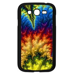 Amazing Special Fractal 25a Samsung Galaxy Grand Duos I9082 Case (black) by Fractalworld