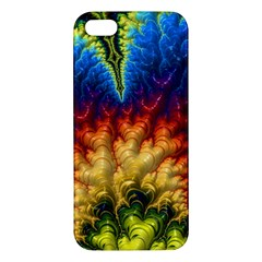 Amazing Special Fractal 25a Iphone 5s/ Se Premium Hardshell Case by Fractalworld
