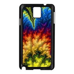 Amazing Special Fractal 25a Samsung Galaxy Note 3 N9005 Case (black) by Fractalworld