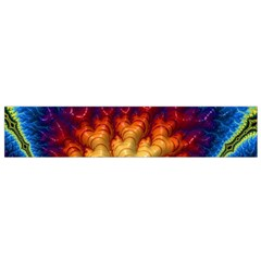 Amazing Special Fractal 25a Flano Scarf (Small) by Fractalworld