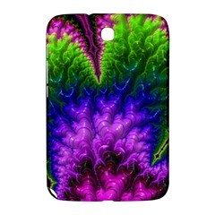 Amazing Special Fractal 25c Samsung Galaxy Note 8 0 N5100 Hardshell Case  by Fractalworld