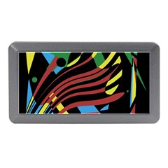 Optimistic Abstraction Memory Card Reader (mini) by Valentinaart